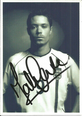 Football Autograph Malcolm Christie Derby County Signed Photograph F1174
