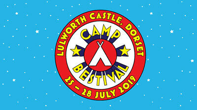 2019 Bestival Weekend Family of 5 tickets and Campervan pitch