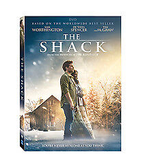 The Shack (DVD, 2017) Includes Blu-ray and DVD