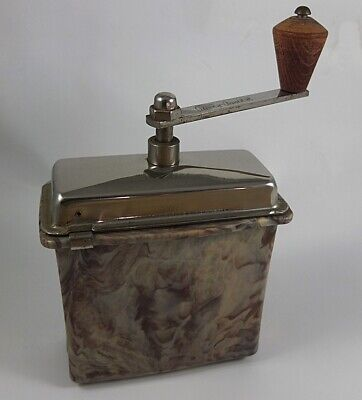 alte GESKA Kaffeemühle Moccamühle antique small coffee grinder