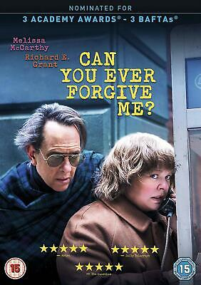 Can You Ever Forgive Me? (DVD, 2019) Starring Melissa McCarthy