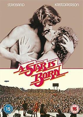 A STAR IS BORN On DVD - Barbra Streisand And Kris Kristofferson 1976