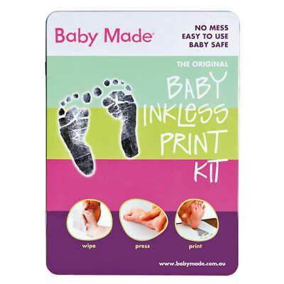 Baby Inkless Hand and Foot Print Kit