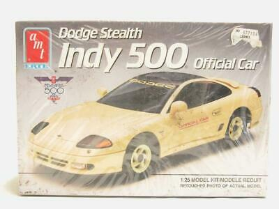 1/25 AMT ERTL 1991 Dodge Stealth Indy 500 Pace Car Plastic Scale Model Kit NEW