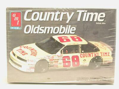 1/25 AMT ERTL Country Time Oldsmobile #68 Stock Car Plastic Scale Model Kit NEW