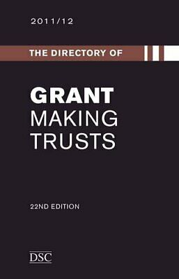 The Directory of Grant Making Trusts 2012-2013 by Traynor, Tom 1906294569