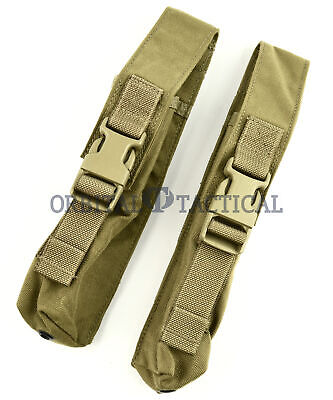 2  Eagle Industries Pop Flare Pouch Flare UP SFLCS Khaki