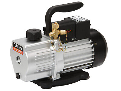 CPS VP6D 6 CFM 2 Stage Vacuum Pump HVAC Air Conditioning New Free Shipping USA
