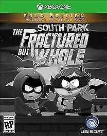 Xbox One : South Park: The Fractured But Whole Stee VideoGames