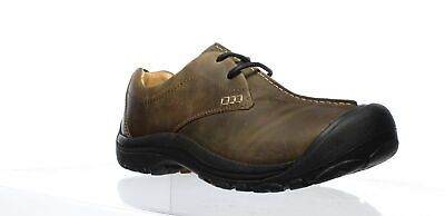cozy fresh 5839d d0aef KEEN BOSTON III Men's Leather Shoes Low Shoes Casual Shoes ...