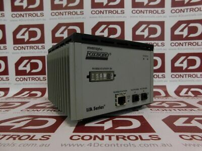 Foxboro P0972QM Fiber Optic LAN Converter - Used