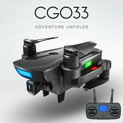 CG033 Brushless 2.4G FPV Wifi HD 1080P Camera GPS Altitude Hold Quadcopter Drone