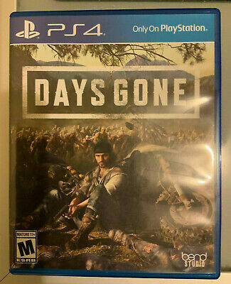 Days Gone (PS4) -free shipping-