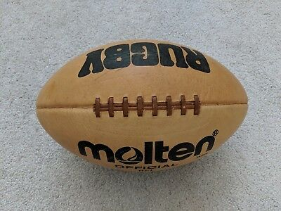 Oficial Rfl Pelota Rugby Molten