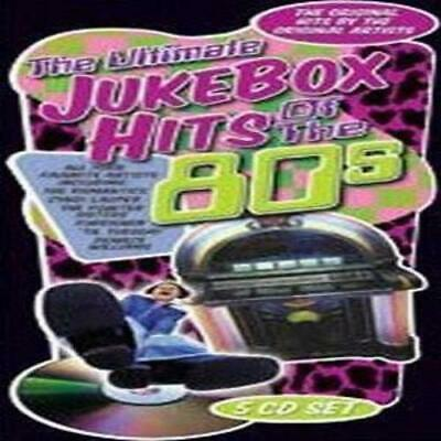 Various Artists : Jukebox Hits of the 80's [us Import] CD (2002)
