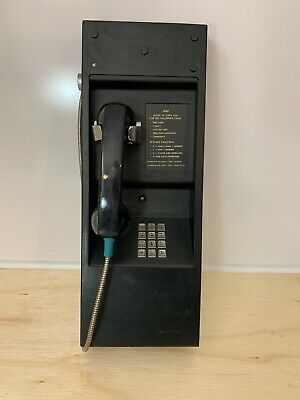 AT&T Payphone-Style Wall Unit - Jail Phone? - Building Entrance? - (305) Miami