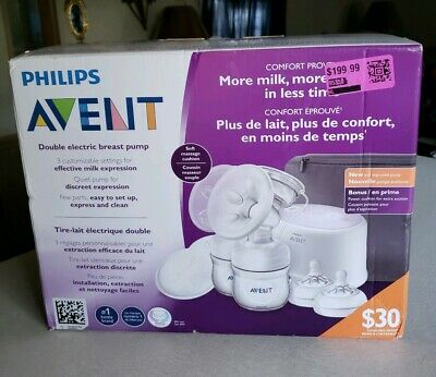 Philips Event Double Electric Breast Pump - New