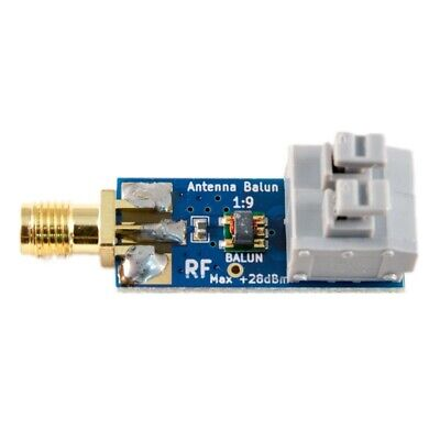 Balun One Nine': Tiny Low-Cost 9:1 Balun; Long Wire HF Antenna RTL-SDR M2Q8