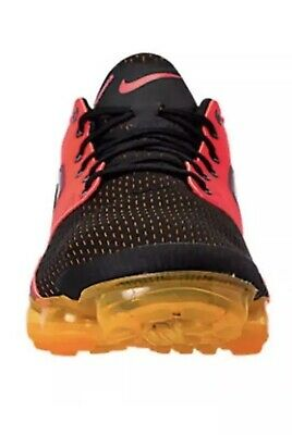Mens Nike Air Vapormax Shoes Sneakers Sz 9.5 Ah9046800 Total Crimson/Black