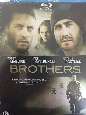 BROTHERS - BLURAY Steelbook Packaging 2012 BRAND NEW! Dutch Import