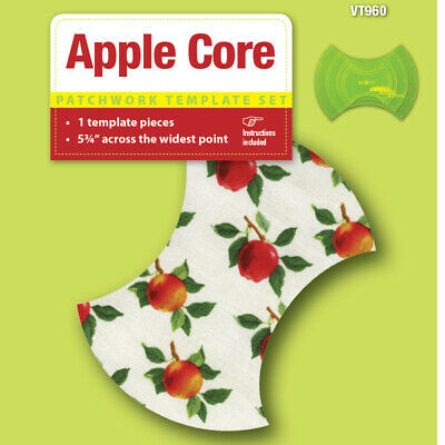 Apple Core patchwork template