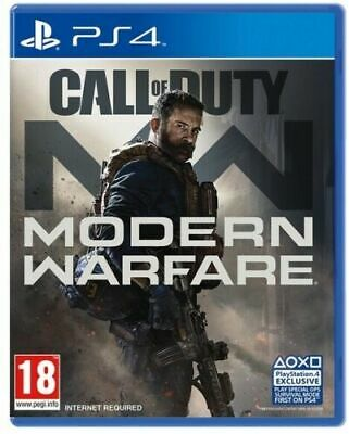 Call Of Duty: Modern Warfare Ps4 Gioco Italiano Playstation 4 Pre Order Nuovo
