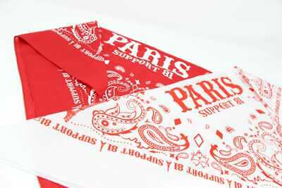 Lot de 2 Bandanas Support 81 Paris