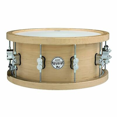 """PDP - Concept Snare 14""""x6,5"""", Maple"""
