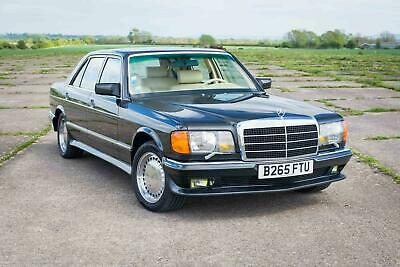Carat Cullinan by Carat Duchatalet - Mercedes W126 1000SEL -1 Royal Family Owned