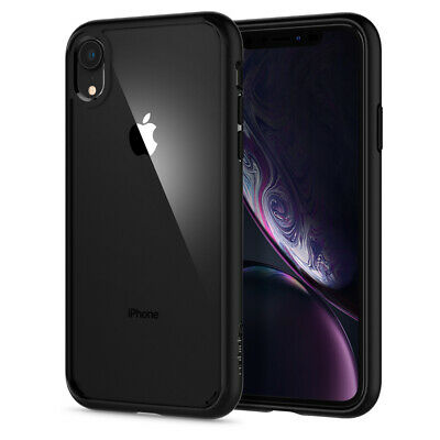 iPhone XR Case, Spigen Ultra Hybrid (Ver.2) Cover Case Series