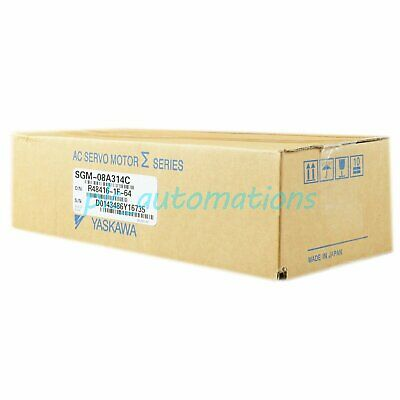 New in box Yaskawa SGM-08A314C SGM-08A314 1 year warranty