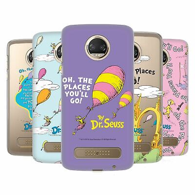 Official Dr. Seuss Oh, The Places You'll Go Hard Back Case For Motorola Phones 1