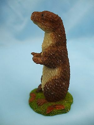 Collectable Otter Ornament Standing