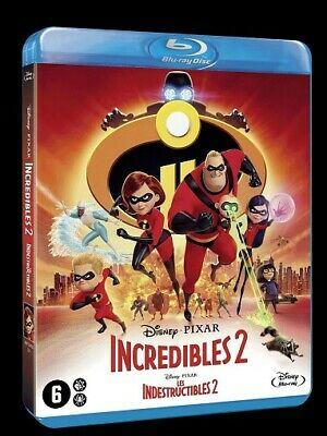 BLURAY Les Indestructibles 2