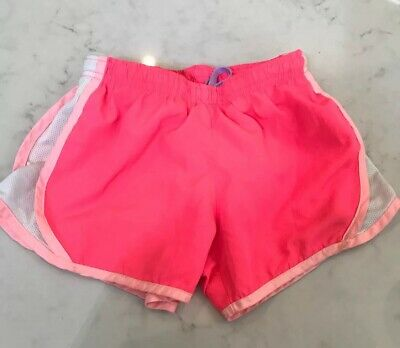 Girls Pink 90 Degree by Reflex Shorts Size Small 7/8