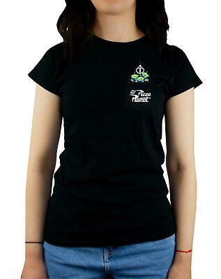 Toy Story Alien The Claw Pizza Planet Pocket Front Ladies T-Shirt