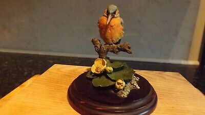 Country Artists Bird CA422 Kingfisher Broadway Unboxed Excellent Condition