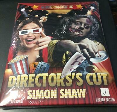 Director's Cut 2 Horror W/ Online Instructions by Simon Shaw and Alakazam Magic