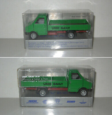 IVECO UNIC DAILY 35.8 #2,OLD CARS,1:43,NEB,MIB,CAMION,TRUCK,GIFT BOX,Type SOLIDO