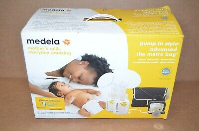 Medela Pump In Style Advanced Kit with Metro Bag