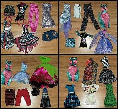 Monster High Doll Clothes Bundle