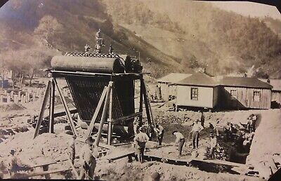 43 Vintage Old 1915 Photos Coal Mine Miners Machine West Virginia Mining History