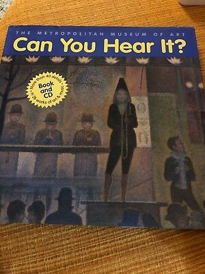 Can You Hear It? (Hardcover) With CD