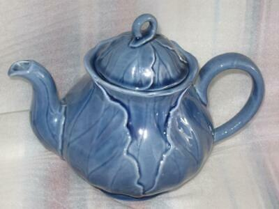 Metlox Medium BLUE LOTUS Tea Pot - More Listed - Make Offer