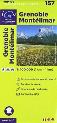 Grenoble / Mont�limar ign (Ign Map) by Institut Geographique National 2758523639