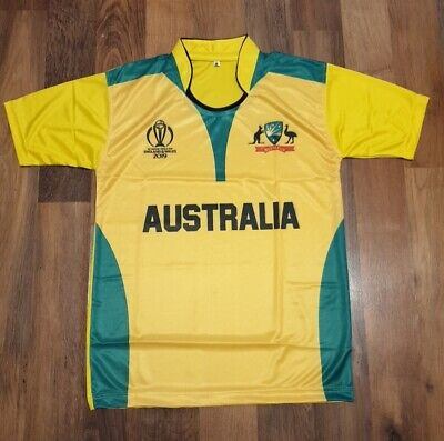 Icc Cricket World Cup 2019 Australia T-Shirts  M & L For £12.99