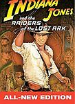 Raiders of the Lost Ark (DVD, 2008) - disk only