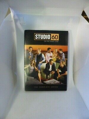 Studio 60 On the Sunset Strip The Complete Series DVD TV Show Comedy