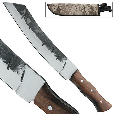 Kakadu Australian Jungle Full Tang Hunting Parang Hand Forged Fixed Blade Knife