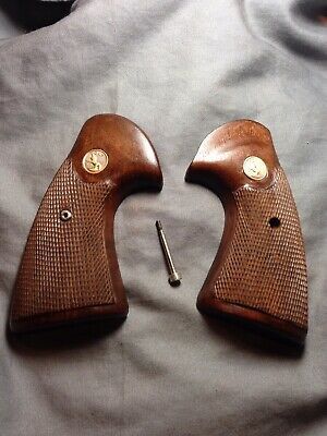 A VINTAGE PAIR Of Colt Python Service Grips 1964 OR 1967 - $324 99